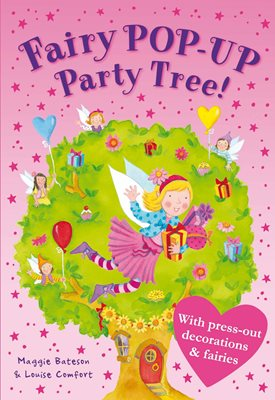Book cover for Treetop Fairies: Fairy Pop-up Party Tree